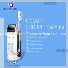 Hair Removal SHR IPL Machine 10.4 Inch Color Touch Screen Display Design
