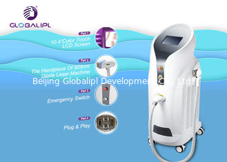 High Power Commercial Laser Hair Removal Machine 808nm / 755nm / 1064nm Wavelength
