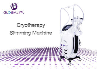 5 In 1 Ultrasound Therapy Cryolipolysis Machine Automatic Temperature Control System