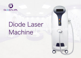 Adjustable Energy Diode Laser Machine , Ladies Hair Removal Machine 808nm Wavelength