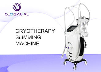 RF Diode Laser Cryolipolysis Machine 4 In 1 Body Slimming Machine For Salon