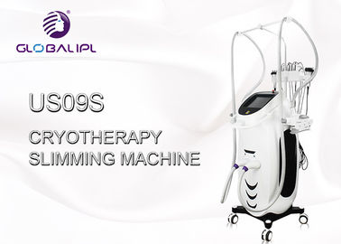 China Multifunctional RF Cavitation Cryolipolysis Machine 5 Treatment Models supplier