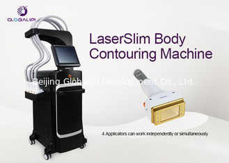China New 1060nm ND YAG Laser Machine QCW / CW Pulse Mode Body Slimming Machine supplier