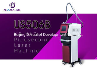 China CE Approved Laser Tattoo Removal Equipment 755 808 1064nm 1 - 15Hz Frequency supplier
