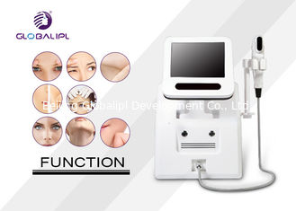 China Portable Face Lift Hifu Machine For Wrinkle Removal 4.0mhz Frequency 5 - 25mm Length supplier