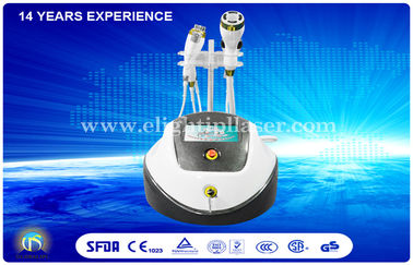 Bipolar RF Cavitation Slimming Machine Ultrasonic For Face Shaping