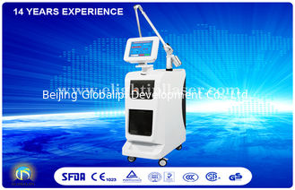 China Vertical ND YAG Laser Machine , 1064nm Tattoo Removal Machine supplier