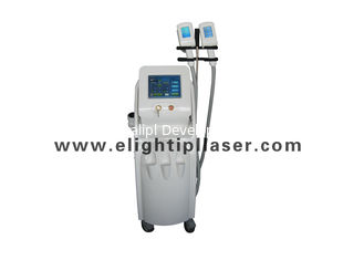 China 2 In 1 Cold Laser / Ultrasonic Cavitation Slimming Machine System supplier