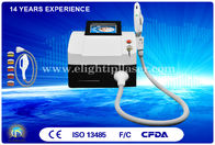China Home Used IPL Hair Removal Machine , White Portable Mini IPL Machine 3 in 1 factory