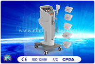 China Abdomen Cellulite Reduction HIFU Machine 10 Inch Color Touch Screen factory