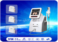 China Portable HIFU High Intensity Focused Ultrasound Wrinkle Removal Machine Three Treatment Head factory
