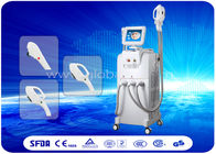 China Adjustable Energy Aft Opt SHR IPL Machine For Skin Care With Three Handle factory