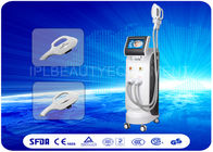 China Ipl Rf Hair Removal / Skin Treatment Equipment With 10.4 Inch LCD Display Screen factory