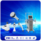 China Safely  Vacuum Slimming Machine combine Vacuum suction RF + Infrared Light + Roller factory