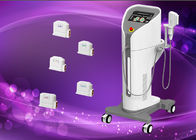 China 300W HIFU Machine For Face Wrinkle Removal / Face Lifting Beauty Salon Equipment factory
