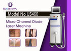 China Permanent Diode Laser Hair Removal Machine For Skin Rejuvenation factory