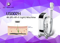 Painless Multifunction Beauty Equipment For Men , IPL Skin Rejuvenation Machine