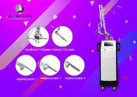 Harmless Acne Scar Removal CO2 Fractional Laser Machine System , Air Cooling