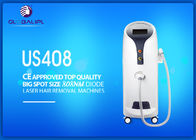 China Upright 808nm Hair Removal Equipment With 5 ~ 400ms Adjustable Pulse Width factory