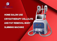 China Professional RF Cavitation Cryolipolysis Fat Freeze Slimming Machine English Language factory