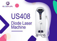 China Vertical 808nm Diode Laser Hair Removal Beauty Machine For Hair Removal Large Spot Size factory