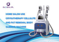 China Spa Slimming Machine Cryo + Cavitation + RF Machine Skin Tighten Treatment factory