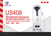 808nm 755nm 1064nm Wavelength Diode Hair Removal Laser Machine AC 220/ 50Hz Frequency