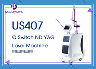 China Q- Switch ND YAG Laser Machine Color Tattoo Removal 1064nm 532nm factory