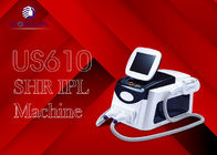China SHR Ipl Laser Hair Removal Machine , Professional Skin Treatment Equipment factory
