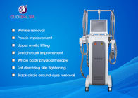 5 In 1 System RF Roller Vacuum Body Slimming Machine For Face / Body Use