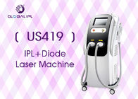 China Professional IPL Diode Laser 2 in 1 Multifunctional Beauty Machine in 2019 company