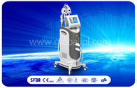 China Female Cool Shaping Equipment Cryolipolysis With RF Cavitation Fat Freeze System factory