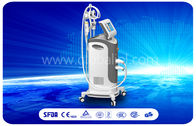 China Fat Lipolysis Beauty Machine Cryolipolysis Machine With Vacuum Cavitation RF System factory