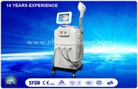 China 3 Handpiece SHR IPL Beauty Machine For Hair Removal / Pigment Therapy factory