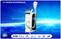 Economic IPL Hair Removal Machine Beauty Equipment For Acne / Spot Scars Removal
