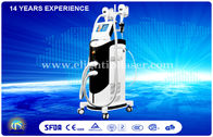China Face Thinner Cryolipolysis Machine with Cold Laser RF Vacuum factory