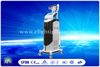 China Body Shaping Ultrasonic Slimming Machine Face Thinner 2 Fat Freeze Handles factory