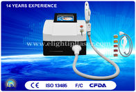 China Wrinkle Removal E Light IPL RF System 7.4 Inch Color Touch LED Screen factory