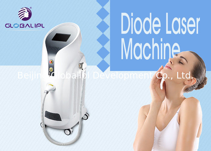 Shr 808 Nm Multi Functional Diode Laser Hair Removal Machine Arm