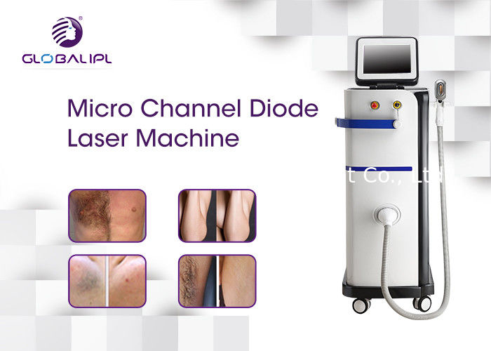 808nm Diode Commercial Laser Hair Removal Machine Permanent