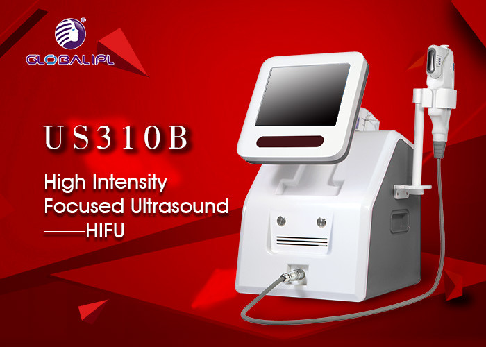 Portable High Intensity Focused Ultrasound Machine With 3 Transducers
