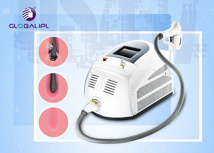 German Bar 808nm Diode Laser Hair Removal Machine 0.5-10HZ Frequency
