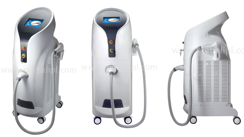 High Power 808nm Diode Laser Epilation Machine Permanent Hair Removal For Spa And Salon