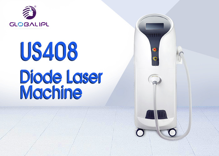 808nm Diode  Laser Treatment For Hair Removal CE ISO Approved