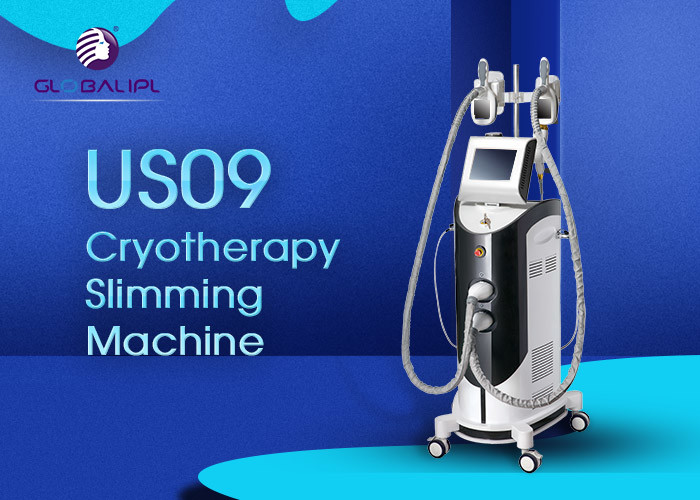 400kpa Fat Removal Cryolipolysis Machine With 8.4'' LCD Touch Screen