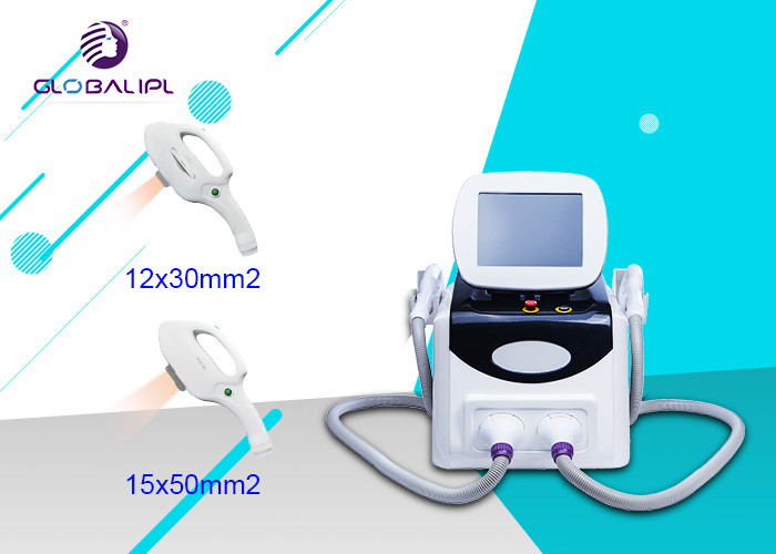 Mini Home Vascular Therapy SHR IPL Machine 2200W With IPL 5 Filters