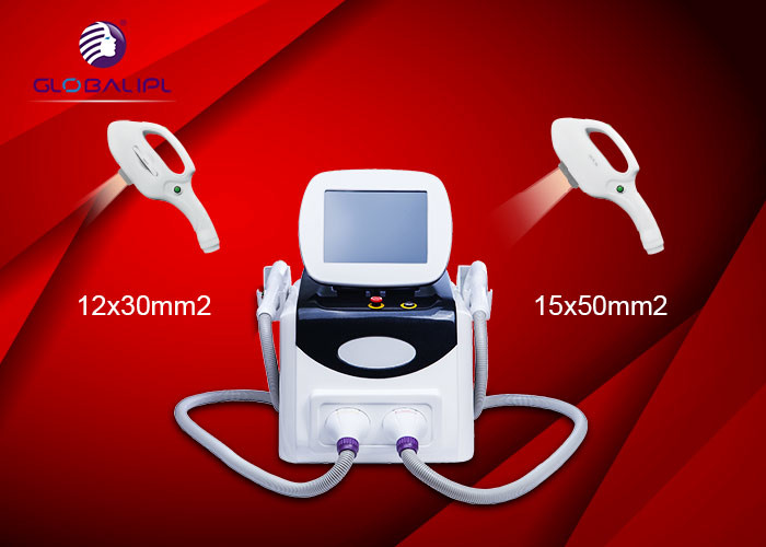 Portable Hair Removal Beauty SHR IPL Machine With Art IPL