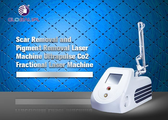 3 In 1 CO2 Fractional Laser Machine For Skin Renewing And Resurfacing CE Approvel