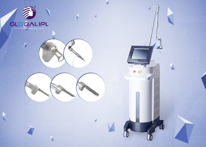 Vertical Design Rf Co2 Fractional Laser Machine With Vaginal Tightening Function