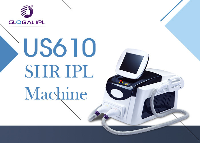 Latest SHR machine for Hair Removal Skin Care